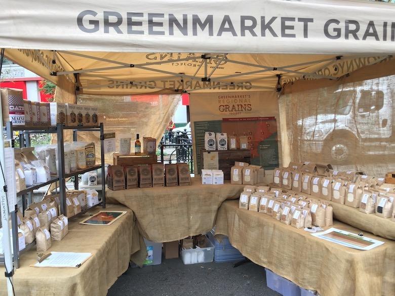 grownyc greenmarket stand