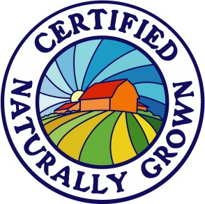 Certified Naturally Grown Food Label Guide
