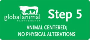 Global Animal Partnership 5 Label
