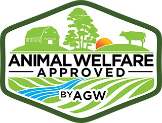 Animal Welfare Approved by AGW Label