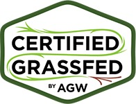 Certified Grassfed by AGW Label