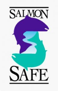 Salmon Safe Label