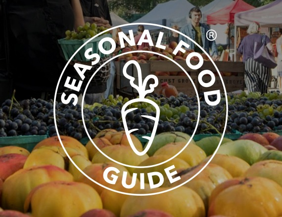 Seasonal Food Guide Image
