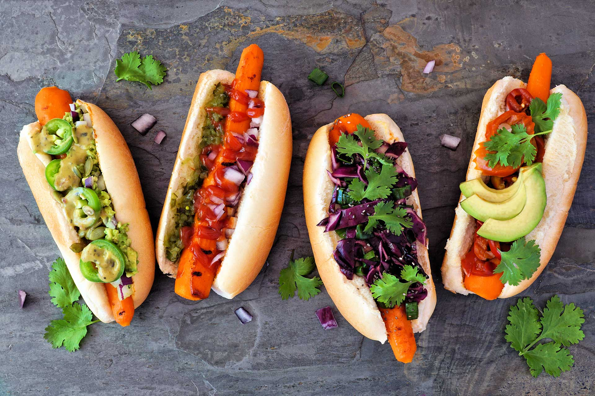 recipes for a vegetarian cookout